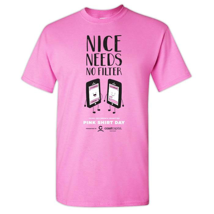 PINK SHIRT DAY - February 28, 2018