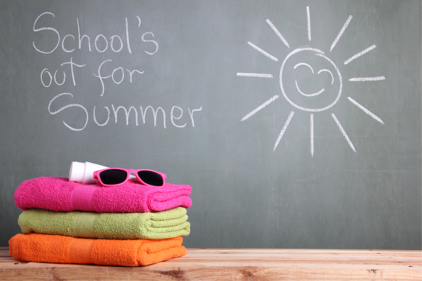 Enjoy Summer Break!